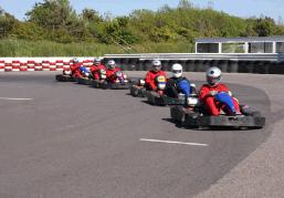 Karting-in-rthe-vale-of-glamorgan